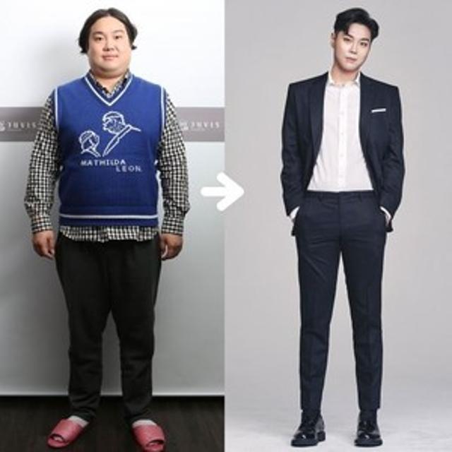 유재환 32kg 감량…전후 사진보니 '깜짝'