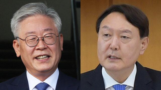 """이재명 """"나도 '윤석열 X파일' 봤다...절대 피할 수 없어"""""""