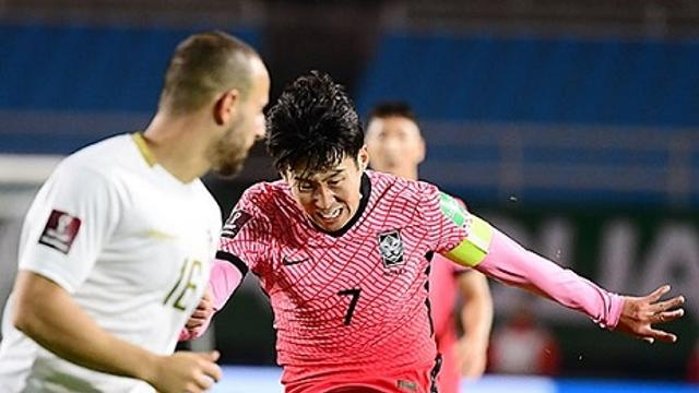 한국 축구, FIFA랭킹 35위 '아시아 4위'